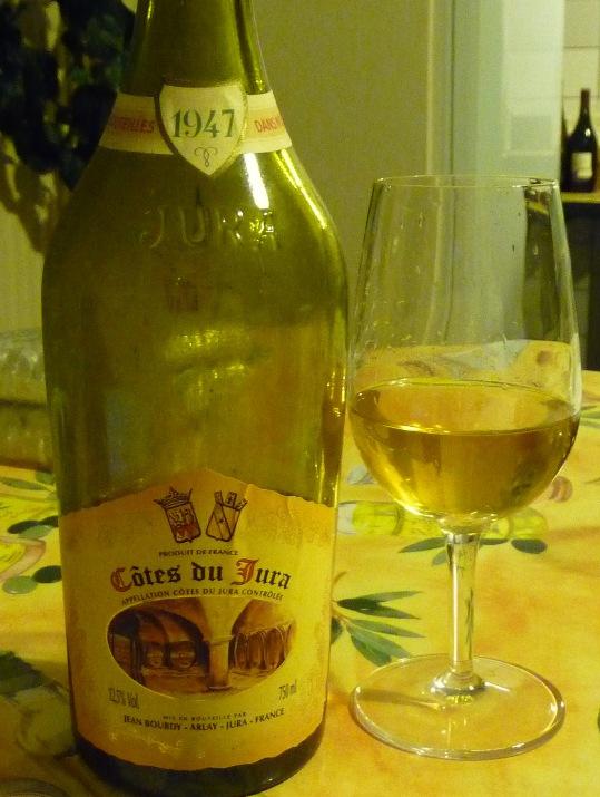 Old Jura wine