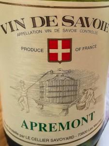 Apremont Savoie