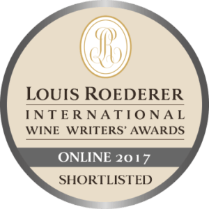 Wink Lorch wine writing award
