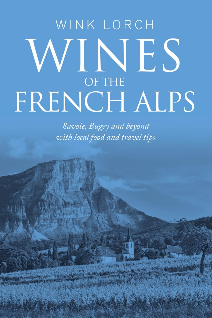 Savoie Wine book